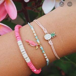 Pura Vida Bracelets (3 pack)